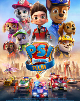 Psi Patrol Film